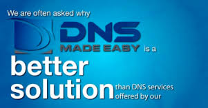 DNS Made Easy: the better solution