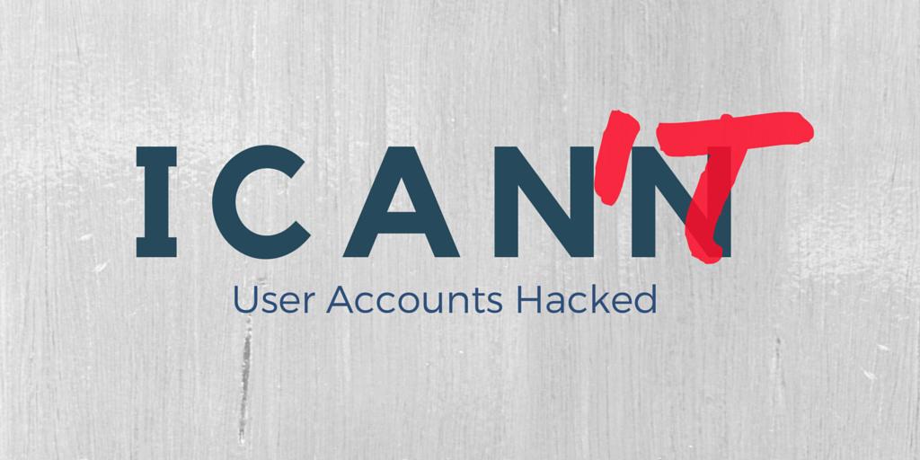 ICANN breach