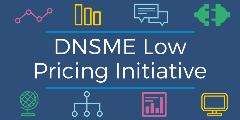DNS Made Easy Low Pricing