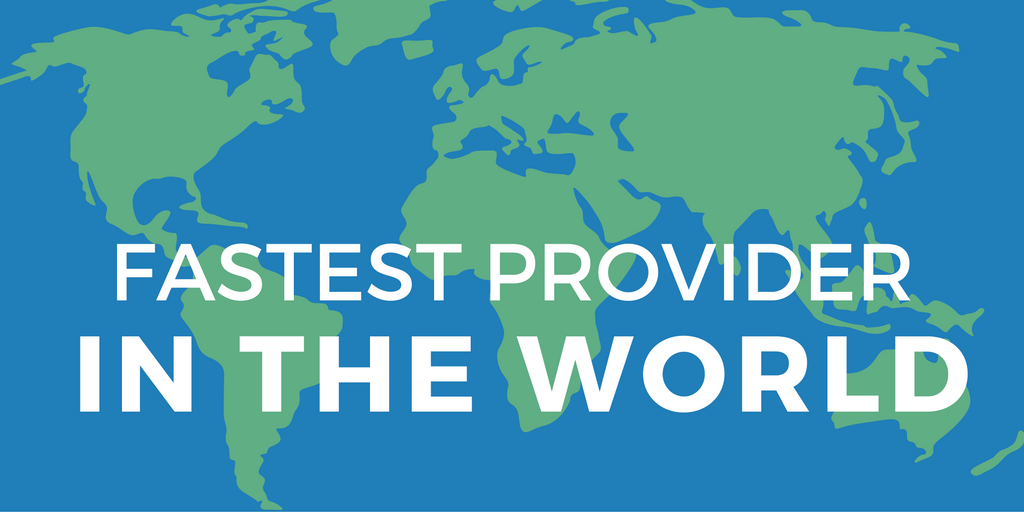DNS Made Easy Ranked Fastest DNS Provider for Month of September