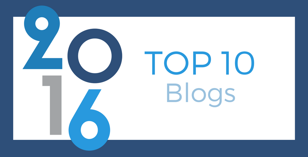 top 10 blogs of 2016