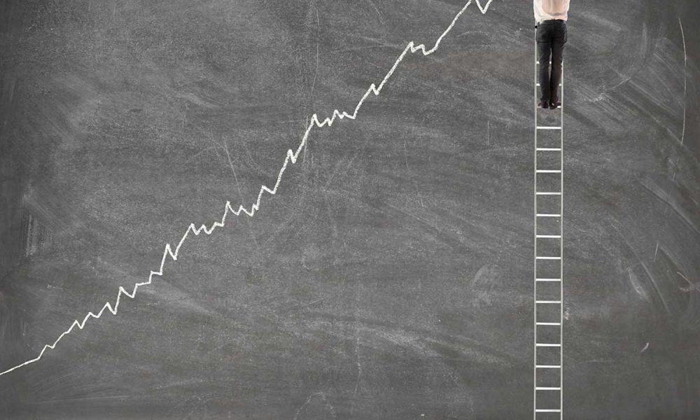 First quarter growth