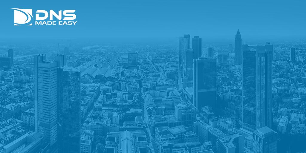 DNS Made Easy Triples Capacity in Frankfurt