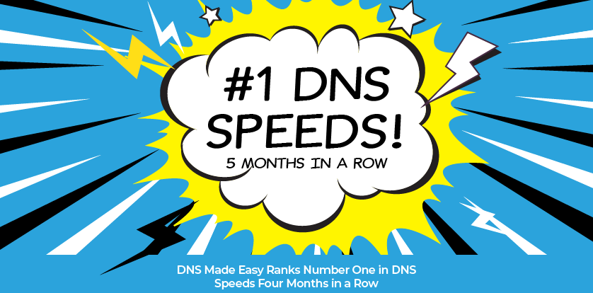 fastest DNS provider DNS made easy