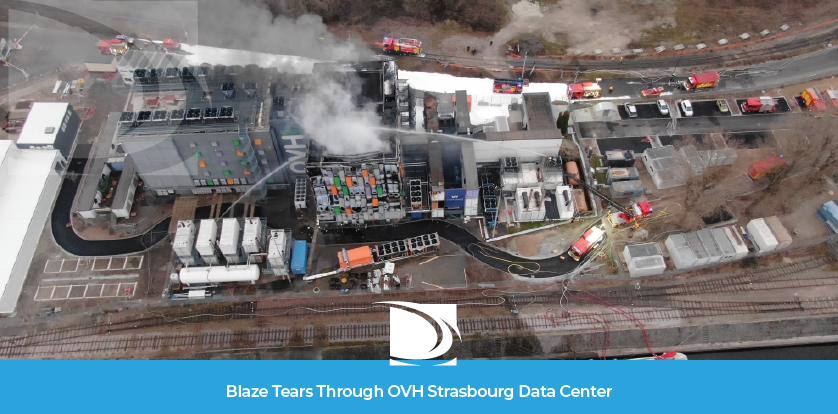 Data Facility Fire