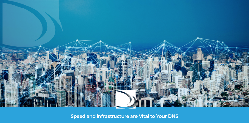 dns speed and infrastructure