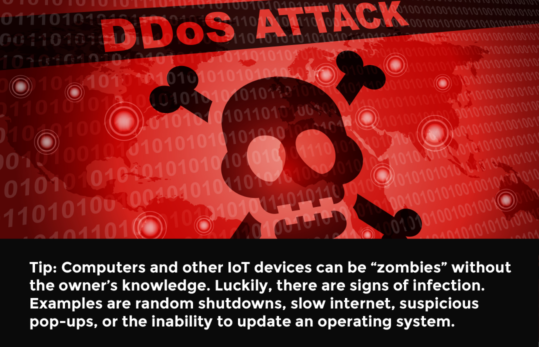 DDOS attack prevention. What is a DDoS attack?